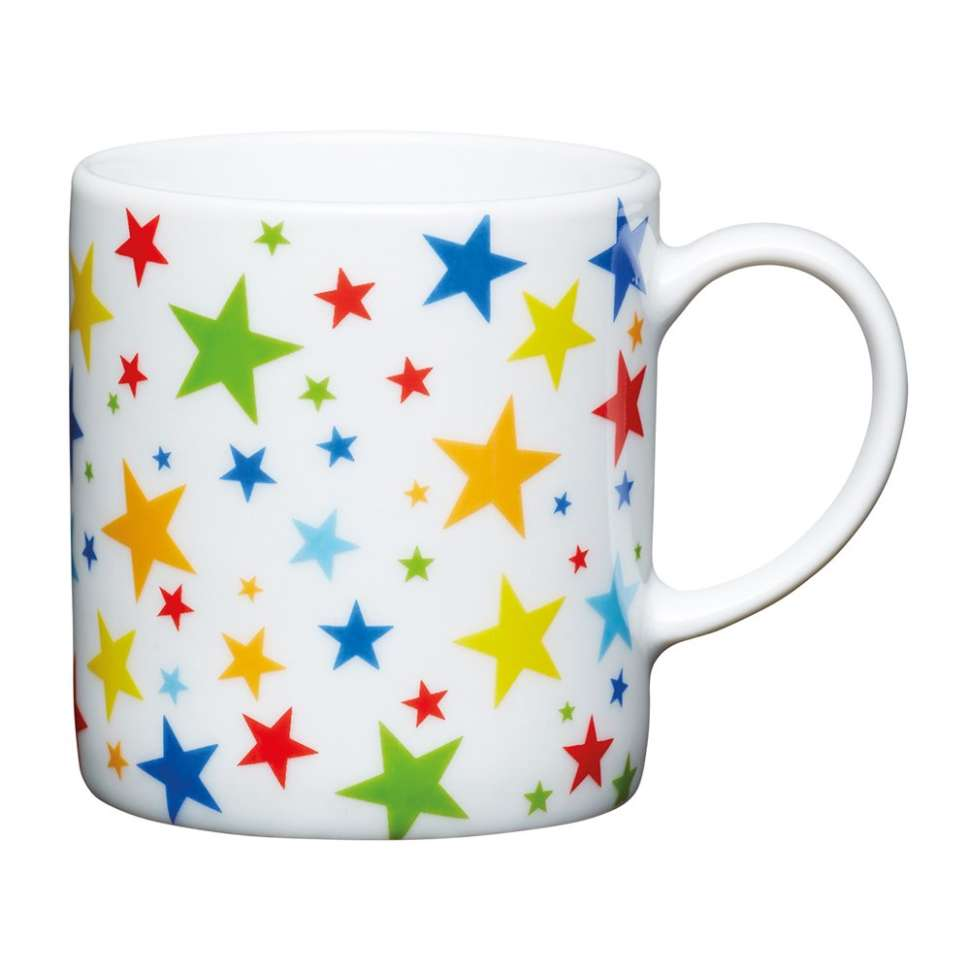 Кружка эспрессо Multi stars KITCHEN CRAFT KCESPRESS03