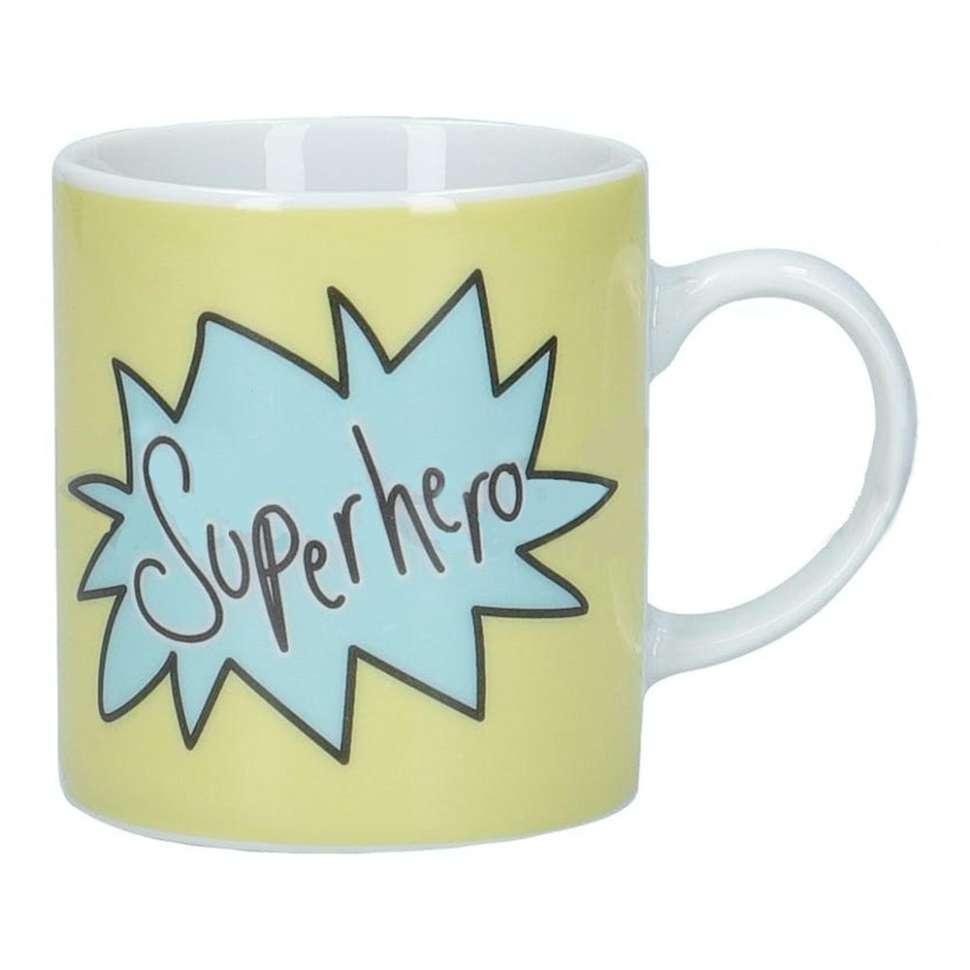 Кружка эспрессо Superhero KITCHEN CRAFT KCESPRESS42