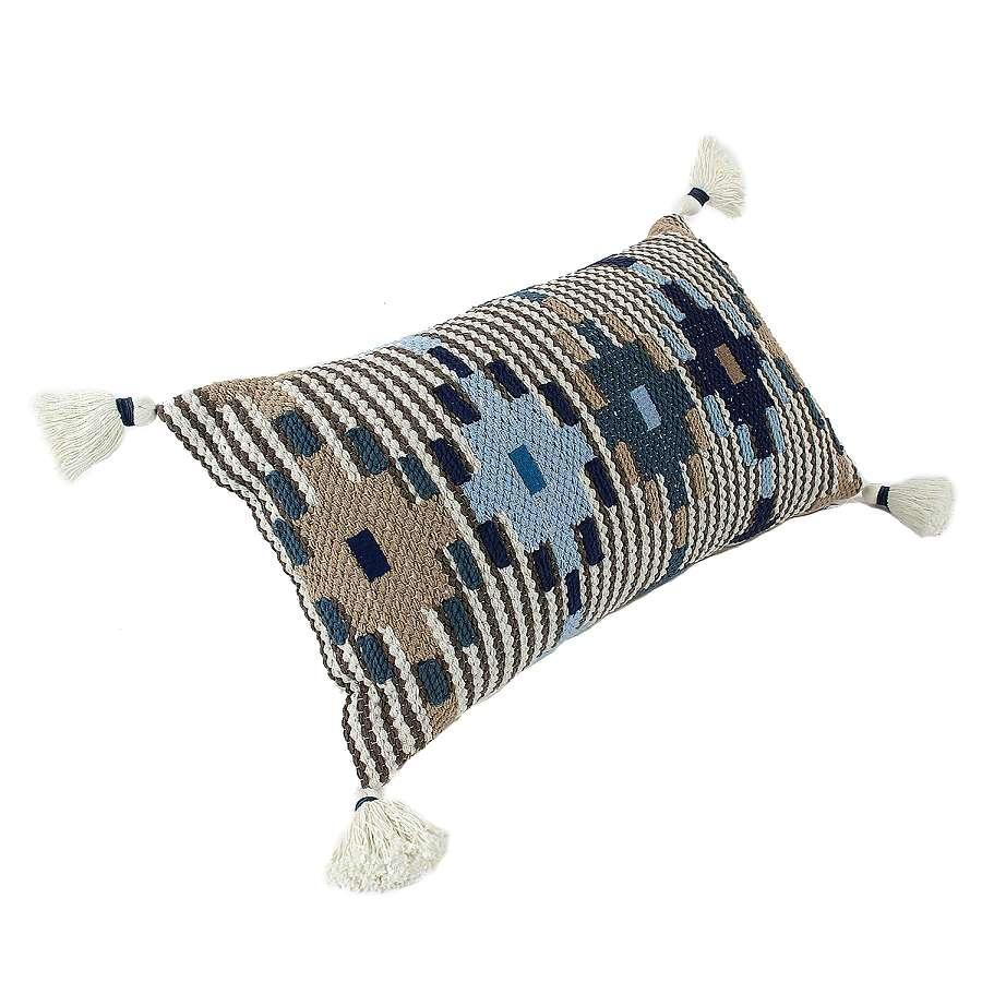 Подушка декоративная в этническом стиле TKANO TK18-CU0002
