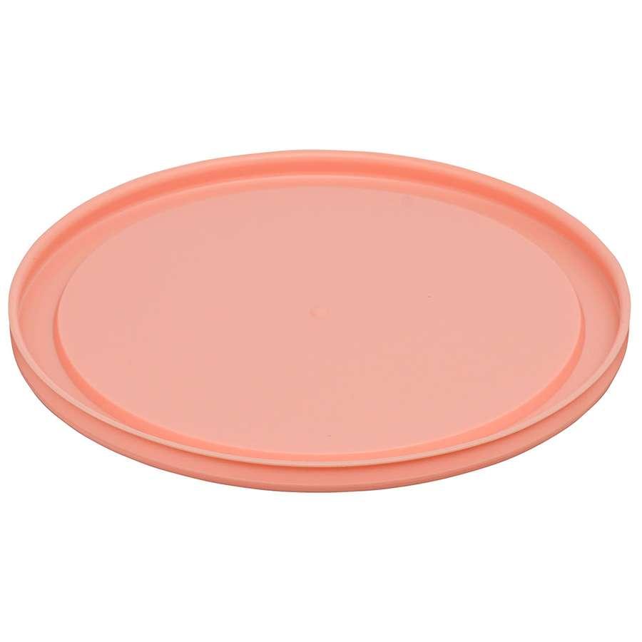 Контейнер для еды стеклянный 1652 мл розовый SMART SOLUTIONS JV1652RD