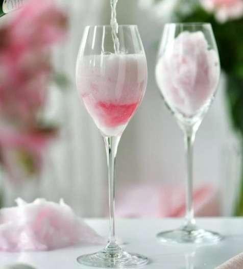 """Бокал для игристого вина  Krosno """"Гармония. Просекко"""" 280мл"""