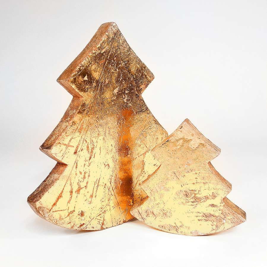 Украшение декоративное Golden Tree, 23х23х2,5 см ENJOYME  en_ny0030