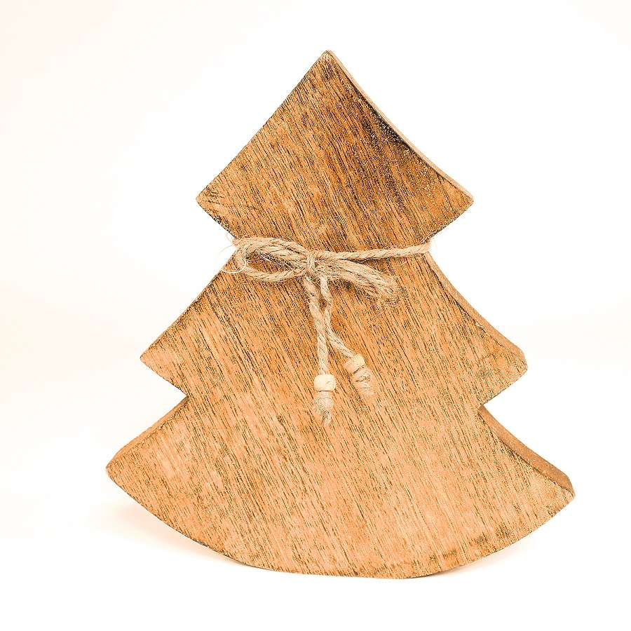 Украшение декоративное Wooden Tree, 23х23х2,5 см ENJOYME  en_ny0033