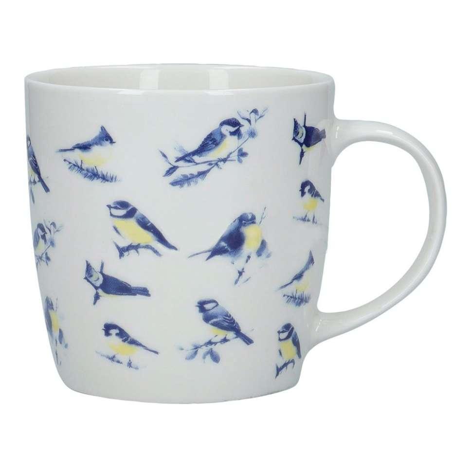 Кружка British birds KITCHEN CRAFT KCMBAR163