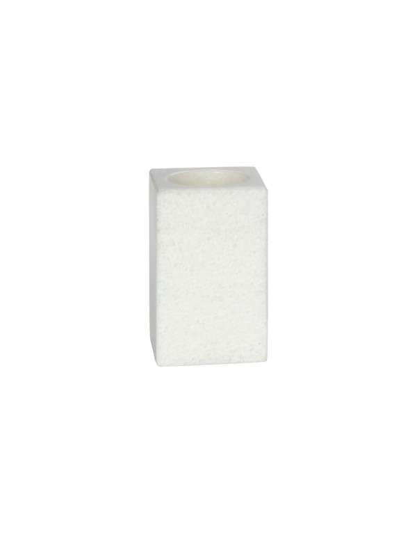 Стакан для зубных щеток White Marble ANDREA HOUSE BA14193