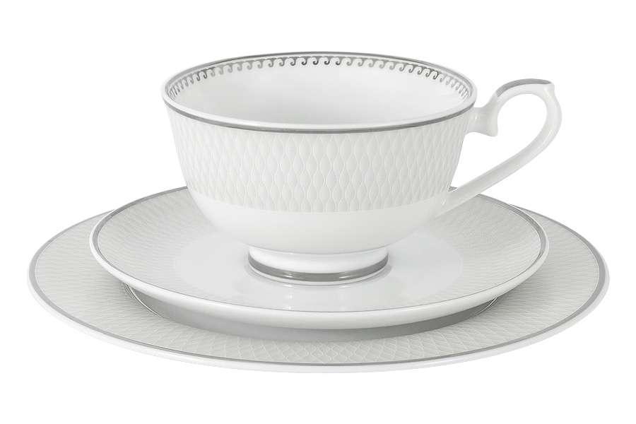 Чайный сервиз Эдельвейс 42 предмета на 12 персон MIDORI MI2-K3771-T3_42