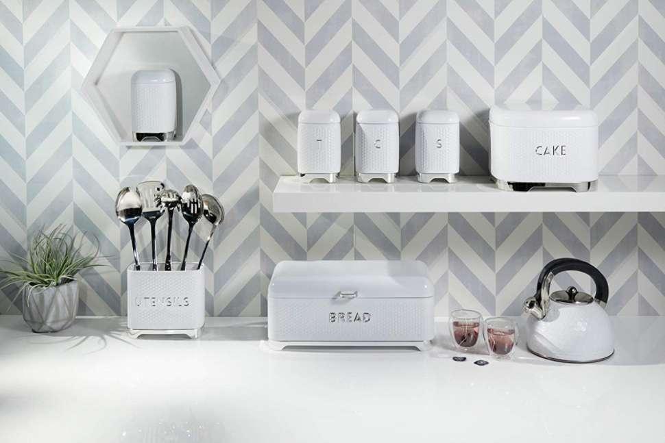 Ёмкость для хранения кофе Lovello Retro Ice White KITCHEN CRAFT LOVCOFFEEWHT