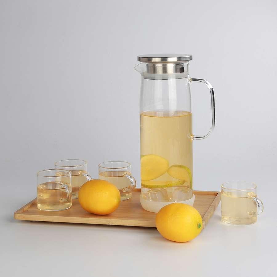 Набор для чаепития 1,2 л SMART SOLUTIONS TG-001set