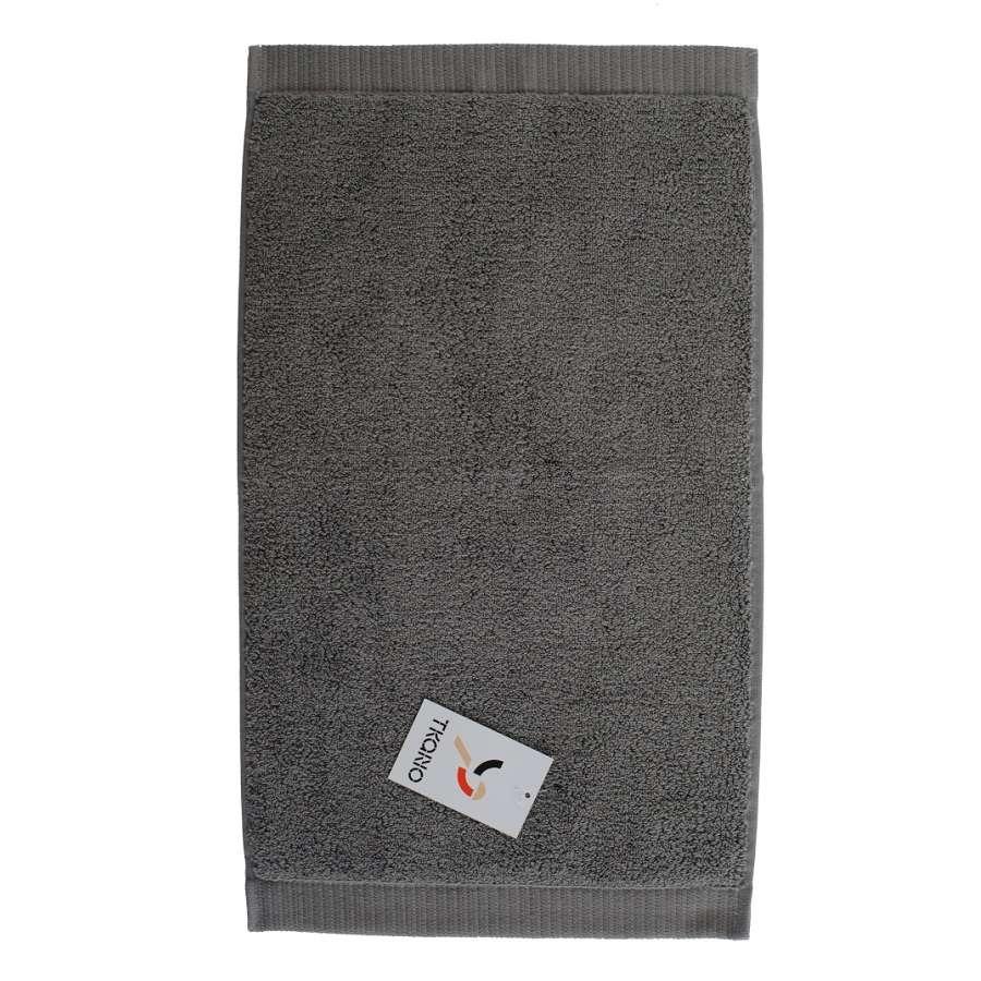 Полотенце для лица темно-серого цвета TKANO TK18-BT0002