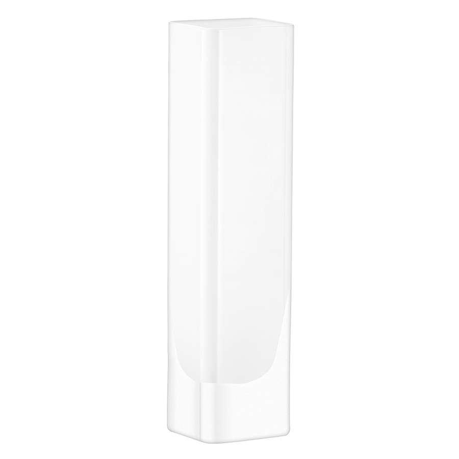 Ваза прямоугольная Modular 20 x 5 x 5 см белая LSA G856-20-391