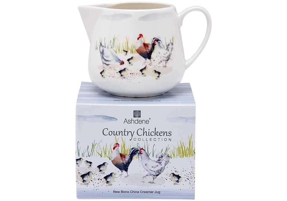 "Сливочник ""Country Chickens"" ASHDENE 517282"