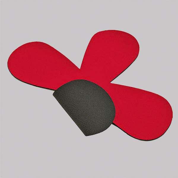 Набор защитных ковриков для антипригарного покрытия MoHa 2шт., 24см MOH-6981510