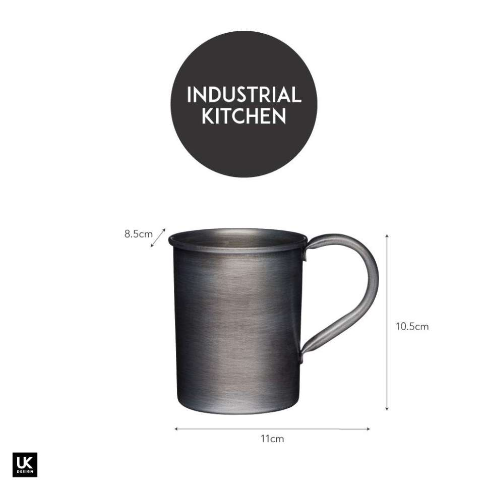 Кружка Industrial Kitchen KITCHEN CRAFT INDGALVMUG